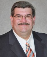 Portrait of Terry Morris