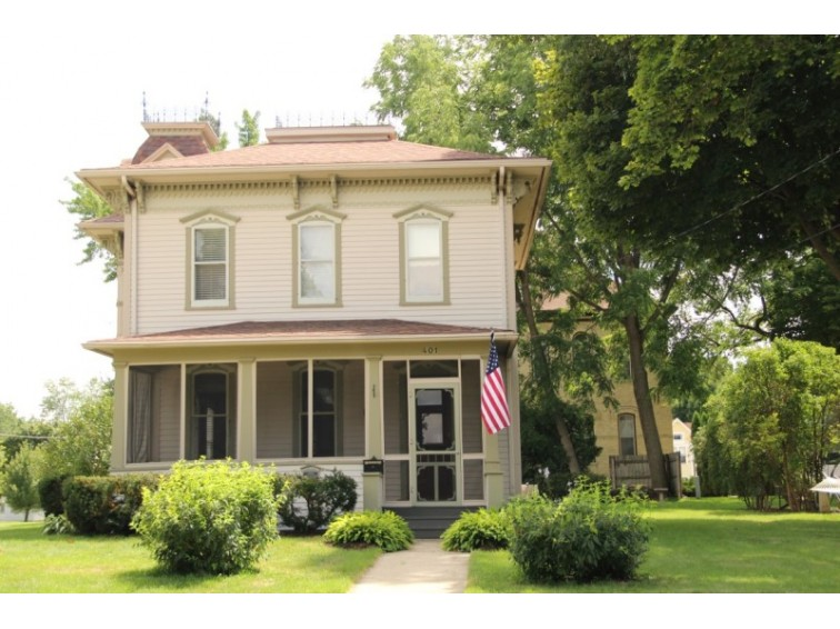 401 W South St, Stoughton, WI by First Weber Real Estate $234,900
