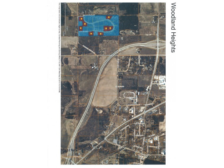 4657 Turkey Trail, Amherst, WI by First Weber Real Estate $34,900