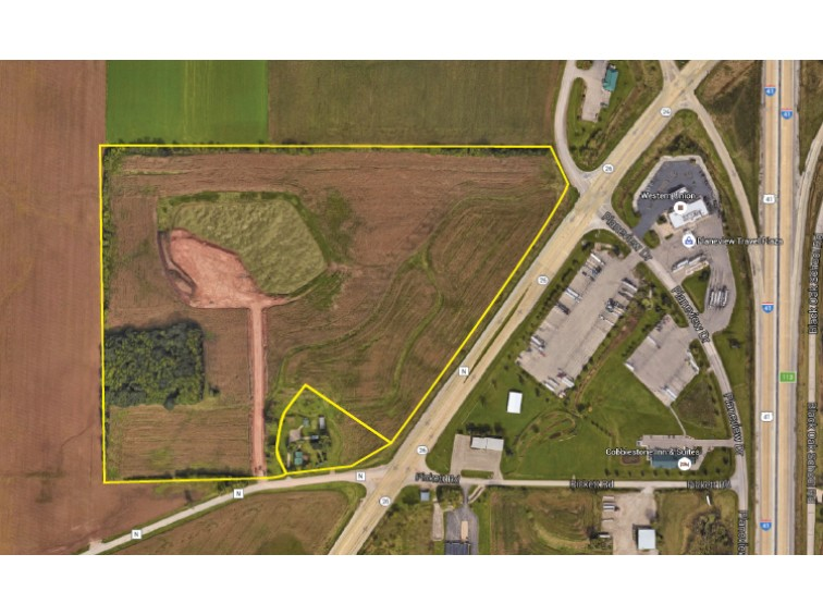 3826 HWY N, Oshkosh, WI by First Weber Real Estate $3,450,000