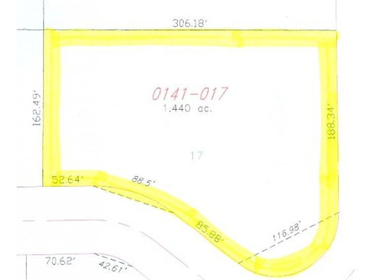 Lot 17 Fabisch Rd, Beaver Dam, WI by Mandi Saucerman Real Estate $44,900
