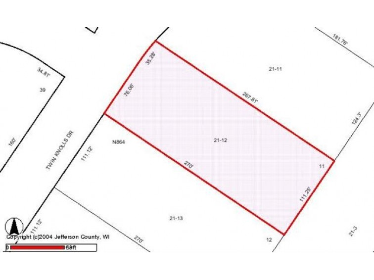 L11 Twin Knolls Dr, Fort Atkinson, WI by Preferred Building Systems Inc $34,900