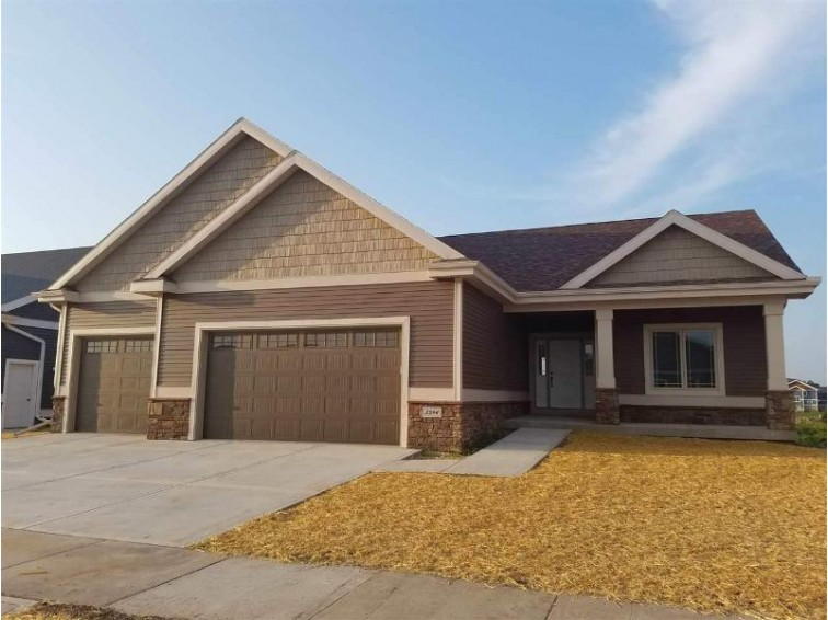 L95 Mourning Dove Ct, Marshall, WI by Sanoy Realty $319,900