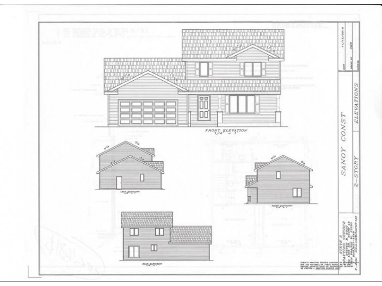 L53 Goldfinch Ln, Marshall, WI by Sanoy Realty $259,900