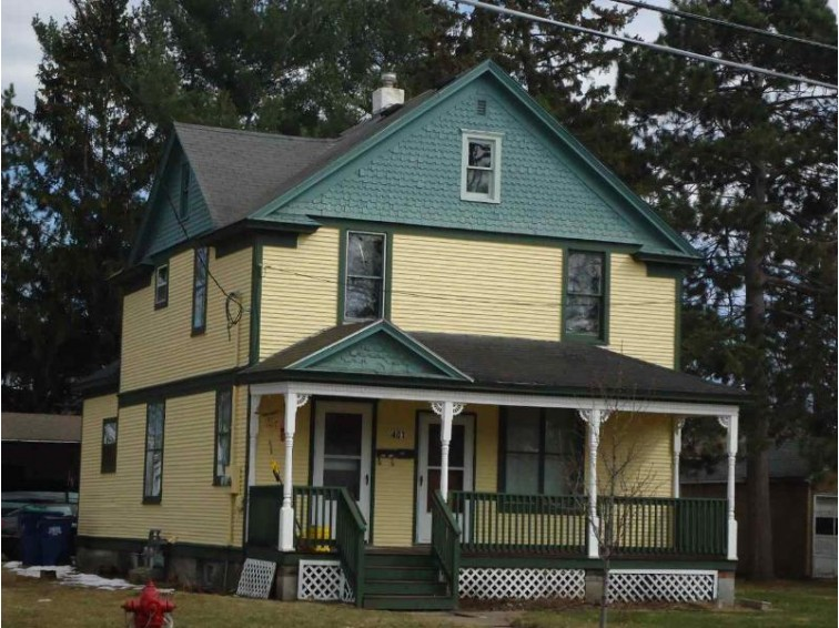 401 Prospect Avenue, Wausau, WI by Coldwell Banker Action $69,900