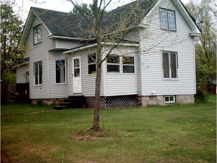 263 Wisconsin St, Park Falls, WI by Homestead Realty - Phillips $62,900