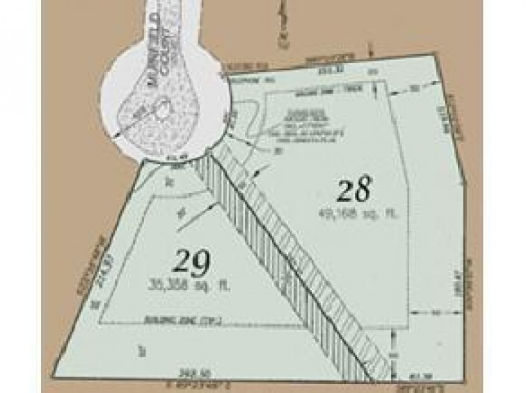 MUIRFIELD CT Lot 29, Baileys Harbor, WI by Bay Lakes Builders and Development $72,900
