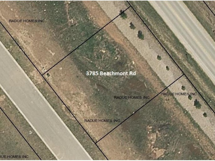 3785 BEACHMONT RD Lot 12, De Pere, WI by Radue Realty $89,900