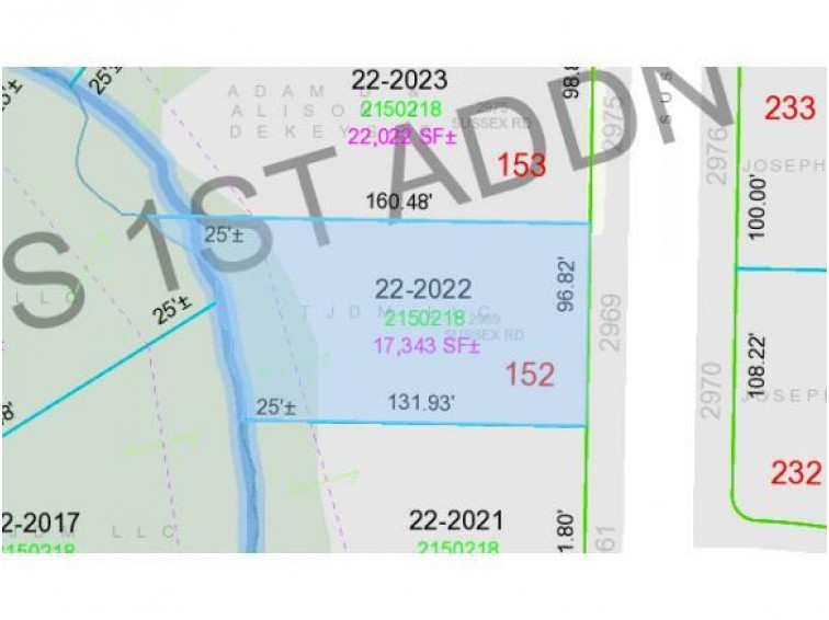 2969 SUSSEX RD Lot 152, Green Bay, WI by Shorewest, Realtors $49,900
