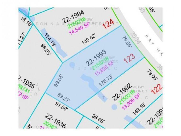 3534 BAY HARBOR Lot 123, Green Bay, WI by Shorewest, Realtors $41,900