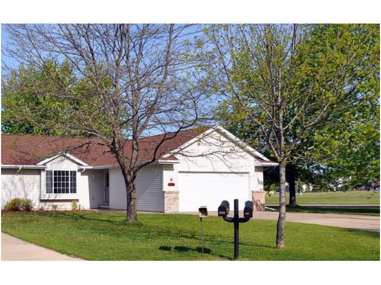1224 CARPENTER ST, Menasha, WI by Coldwell Banker The Real Estate Group $114,900