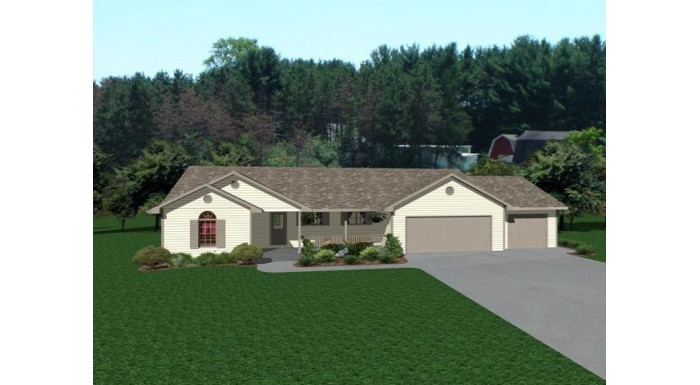 LOT 3 CROSSING MEADOWS Viroqua, WI 54665-0000 by United Country - Oakwood Realty $36,900