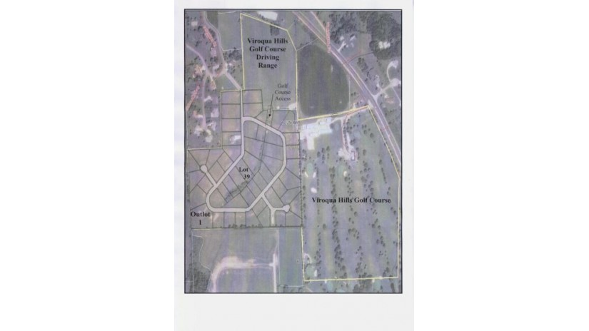 LOT 39 CROSSING MEADOWS Viroqua, WI 54665-0000 by United Country - Oakwood Realty $32,000