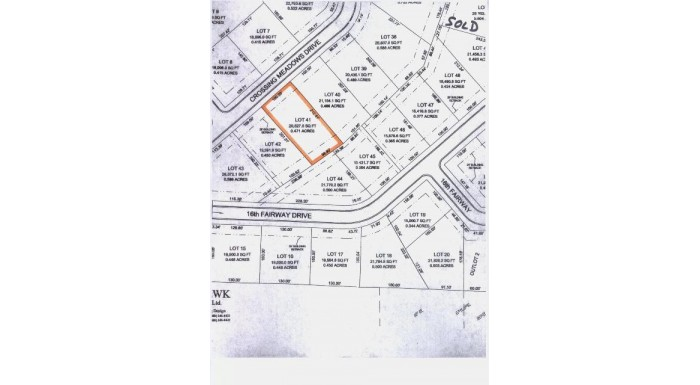 LOT 41 CROSSING MEADOWS Viroqua, WI 54665-0000 by United Country - Oakwood Realty $32,000