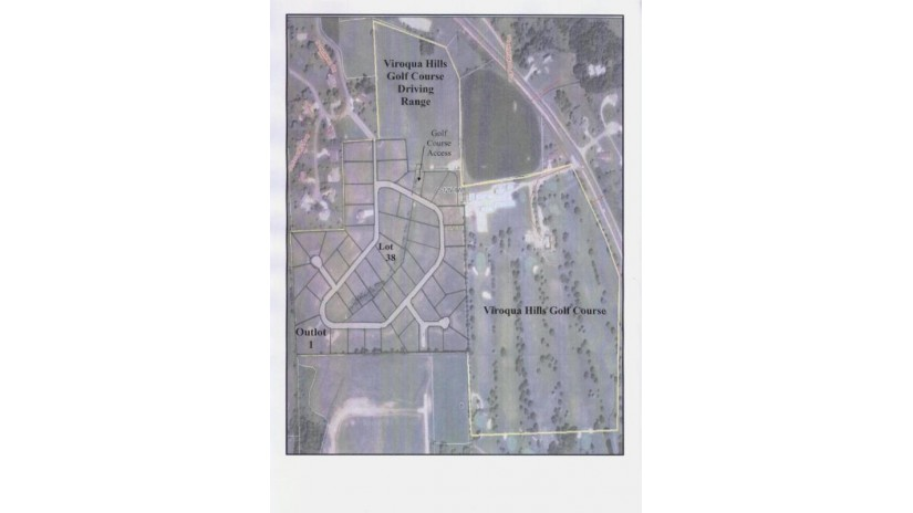 LOT 38 CROSSING MEADOWS Viroqua, WI 54665-0000 by United Country - Oakwood Realty $32,500