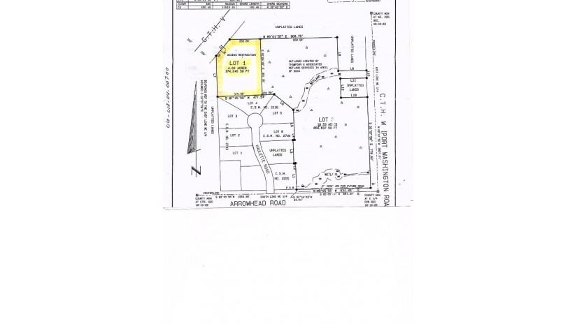Lt1 County Road V Grafton, WI 53024 by Schmit Realty, Inc $410,000