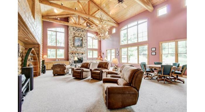 N2456 Soldner Rd Portland, WI 53579-9799 by First Weber Inc - Delafield $3,450,000