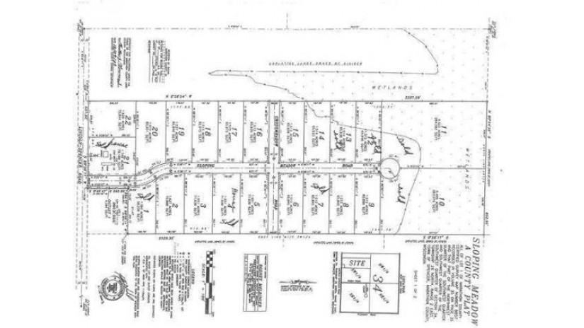 Lot 5 Sloping Meadow Road Marshfield, WI 54449 by Century 21 Gold Key $18,500