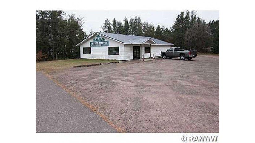 15535W Hwy 77 Hayward, WI 54843 by Woodland Developments & Realty $225,000