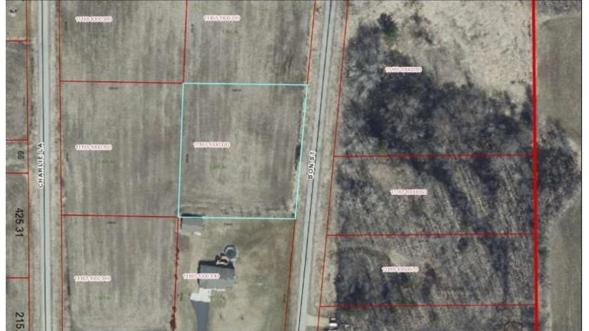 CHARLIE LN Lot 33 Cecil, WI 54111 by Full House Realty, LLC $20,000