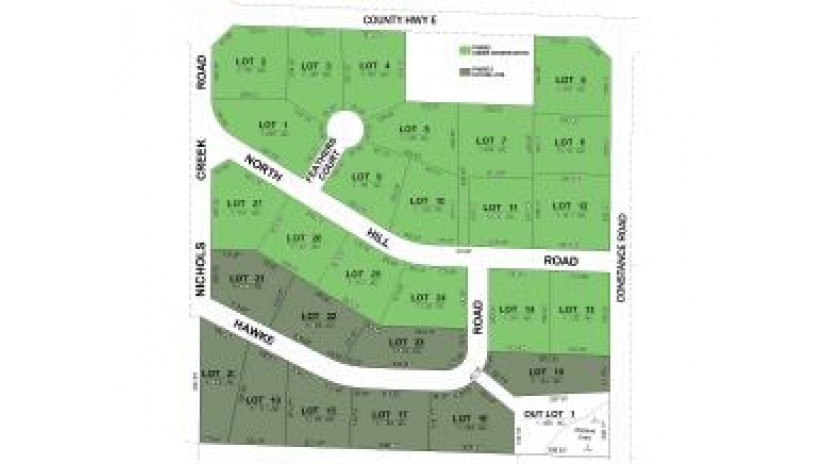 CONSTANCE CT Lot 5 Waupaca, WI 54981 by RE/MAX Lyons Real Estate $24,900