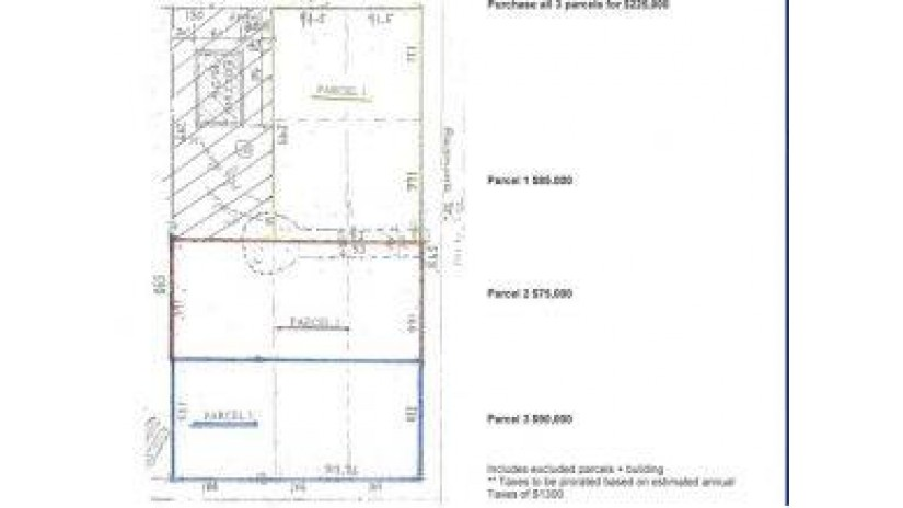 RICHMOND ST Lot 2 Shawano, WI 54166 by Coldwell Banker Hilgenberg, REALTORS $75,000