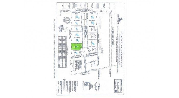 VOYAGERS TR Lot 9 Berlin, WI 54923 by First Weber, Inc. $32,980