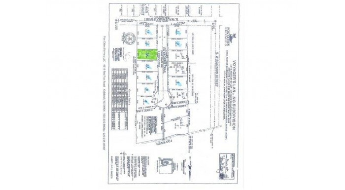 VOYAGERS TR Lot 12 Berlin, WI 54923 by First Weber, Inc. $29,980