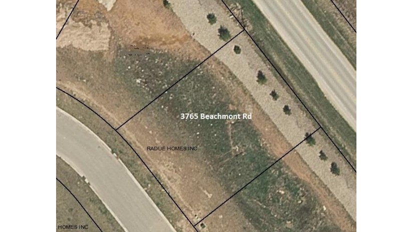 3765 BEACHMONT RD Lot 11 Ledgeview, WI 54115 by Radue Realty $79,900