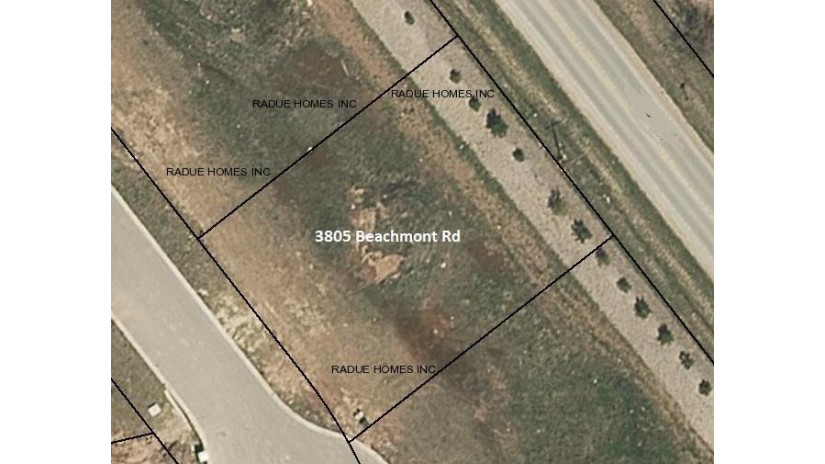 3805 BEACHMONT RD Lot 13 Ledgeview, WI 54115 by Radue Realty $89,900