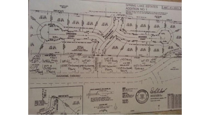 1059 DUCHARME PKWY Lot 63 Fond Du Lac, WI 54935 by Roberts Homes and Real Estate $49,900