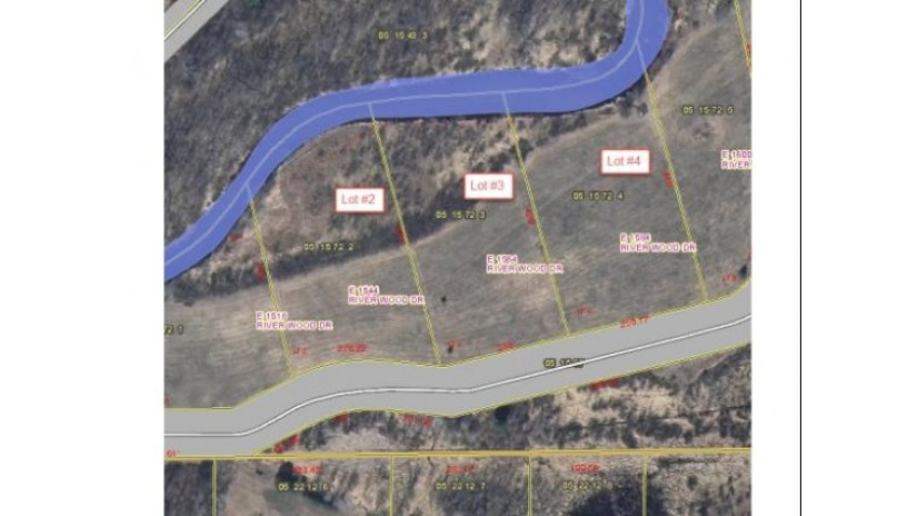 E1564 RIVER WOOD DR Lot 3 Farmington, WI 54981 by RE/MAX Lyons Real Estate $51,000