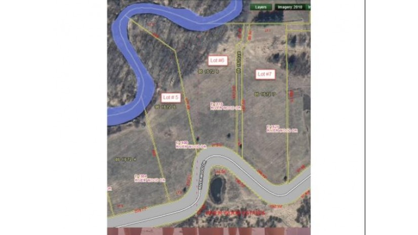 E1628 RIVER WOOD DR Lot 7 Farmington, WI 54981 by RE/MAX Lyons Real Estate $48,000