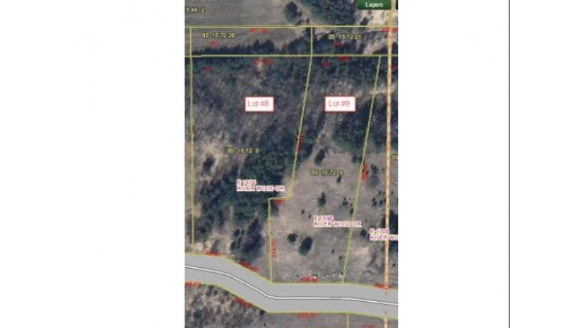 E1674 RIVER WOOD DR Lot 8 Farmington, WI 54981 by RE/MAX Lyons Real Estate $41,000