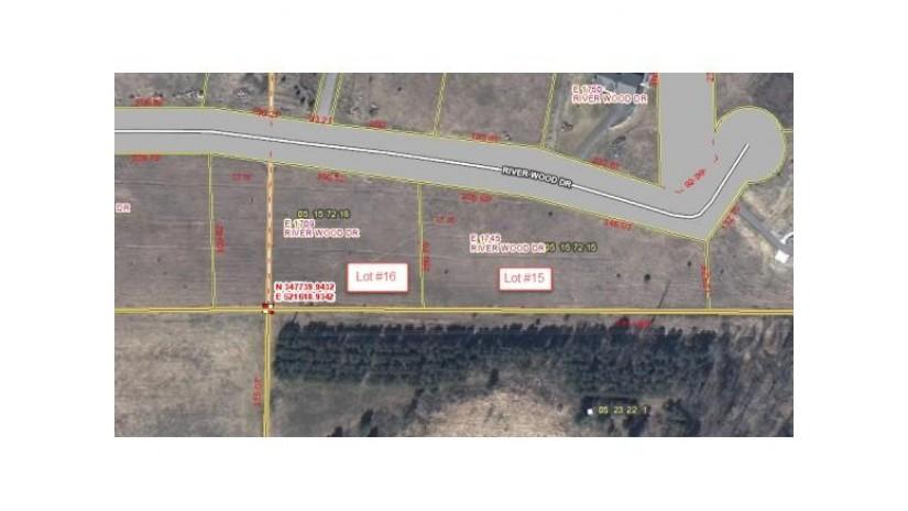 E1709 RIVER WOOD DR Lot 16 Farmington, WI 54981 by RE/MAX Lyons Real Estate $36,000
