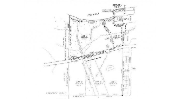 MICHIGAN ST Lot 4 Omro, WI 54963-0000 by First Weber Group $224,900