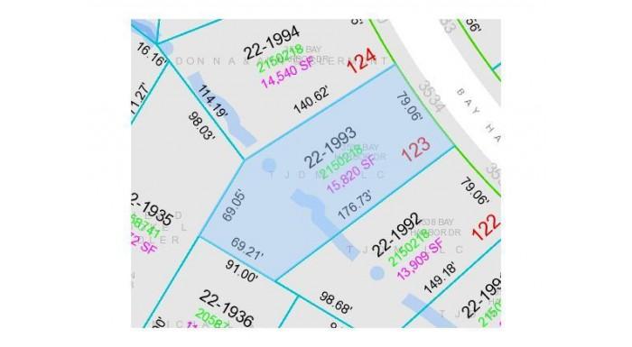 3534 BAY HARBOR Lot 123 Green Bay, WI 54311 by Shorewest Realtors $41,900