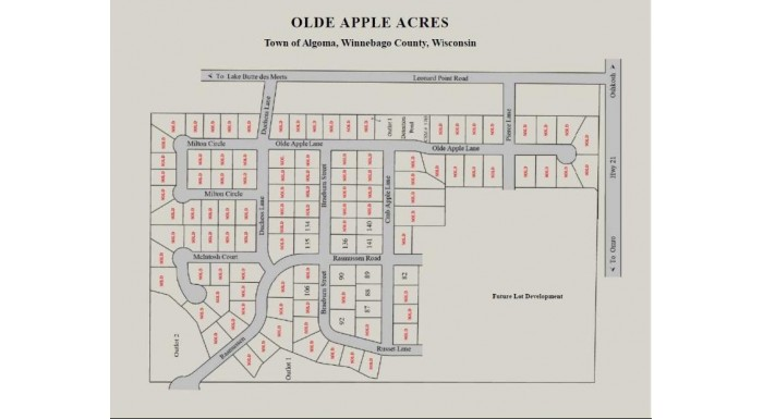 BRAEBURN ST Lot 136 Algoma, WI 54904 by Midwest Real Estate, Inc. $58,900