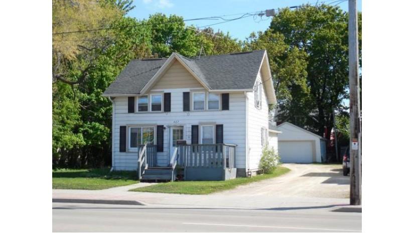 421 3RD ST Menasha, WI 54952-2714 by Century 21 Affiliated First Realty $199,000