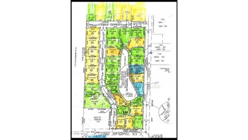 N HUNTER ST Lot 13 Berlin, WI 54923-9159 by First Weber, Inc. $17,980