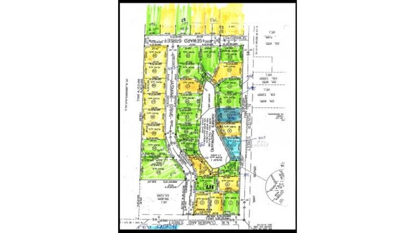 275 JASMINE DR Lot 19 Berlin, WI 54923-9159 by First Weber, Inc. $32,980