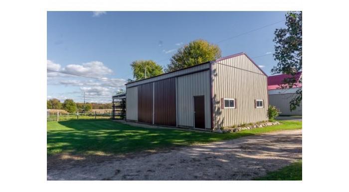 W10124 DEER CREEK RD Deer Creek, WI 54922-9742 by Century 21 Ace Realty $197,900