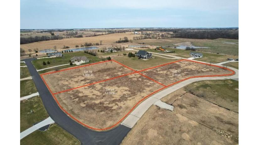Lot 16 Tee Ln Beaver Dam, WI 53916 by Mandi Saucerman Real Estate $44,900