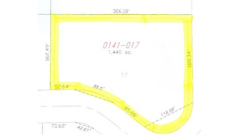 Lot 17 Fabisch Rd Beaver Dam, WI 53916 by Mandi Saucerman Real Estate $44,900