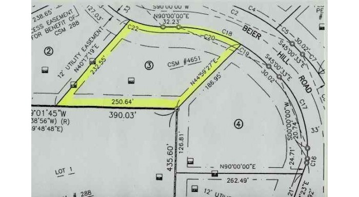 L3 Beier Hill Rd Beaver Dam, WI 53916 by Preferred Realty Group $29,000
