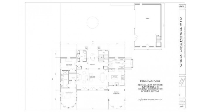 444 White Oaks St Green Lake, WI 54941 by Special Properties $995,000