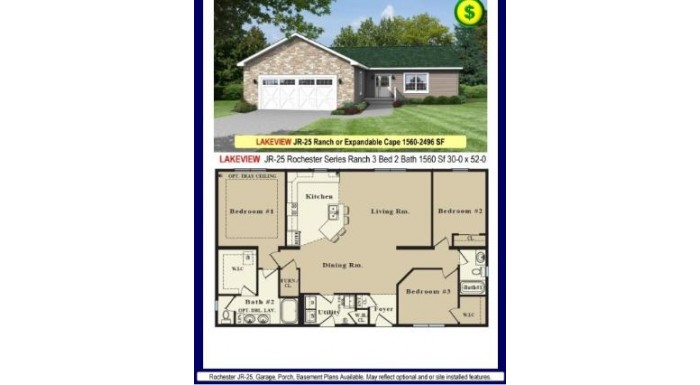 Lot 20 Vince Pardeeville, WI 53954 by United Country Hamele Auction & Realty $189,000