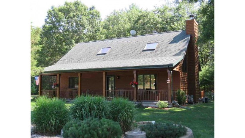 1126 Grand Pines Cir Dell Prairie, WI 53965 by Kimball Llc, Realtors $209,900
