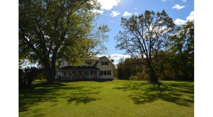 S121 Hwy 33 La Valle, WI 53968 by United Country Hamele Auction & Realty $349,900