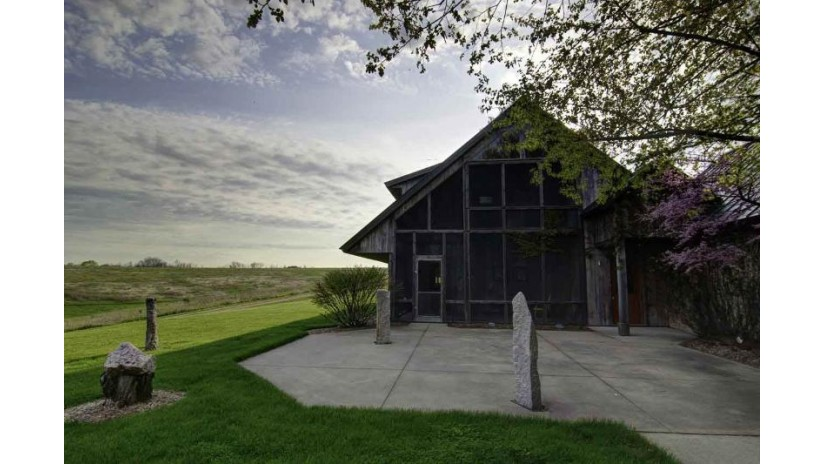 21690 Brush Rd Blanchard, WI 53516 by First Weber Inc $1,375,000
